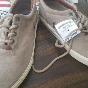 Boys polo shoes 6.5